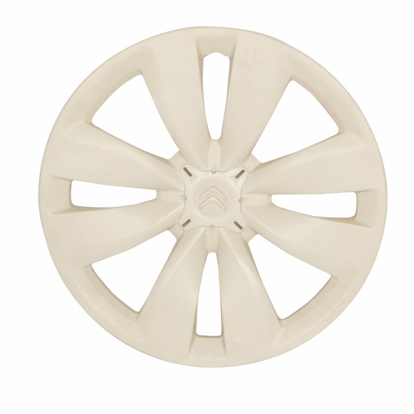 Wheel cover mould 4