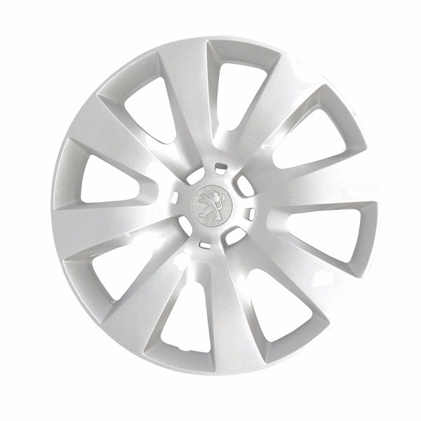 Wheel cover mould 3